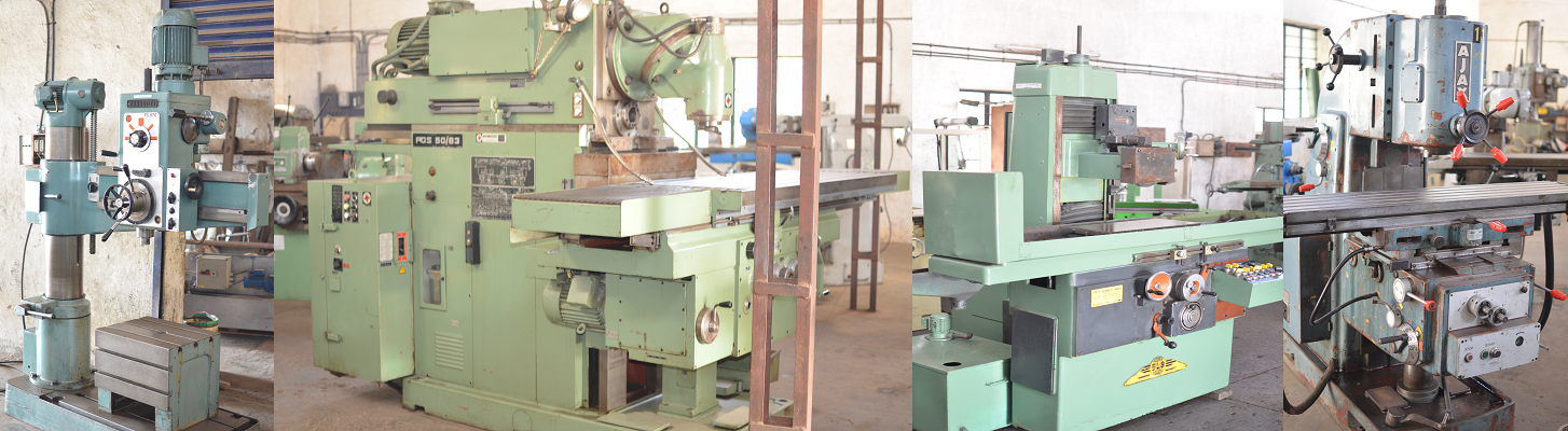huron milling machines for sale